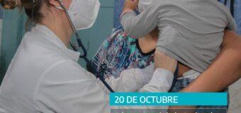 20 de Octubre – Día Nacional de la Pediatría.